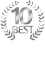 10 Best Attorney - Client Satisfaction - year 2017 - American Institute of Personal Injury Attorneys Award